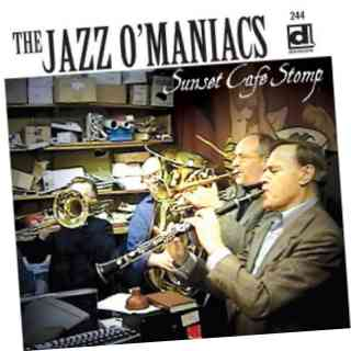 The Jazz O'Maniacs CD